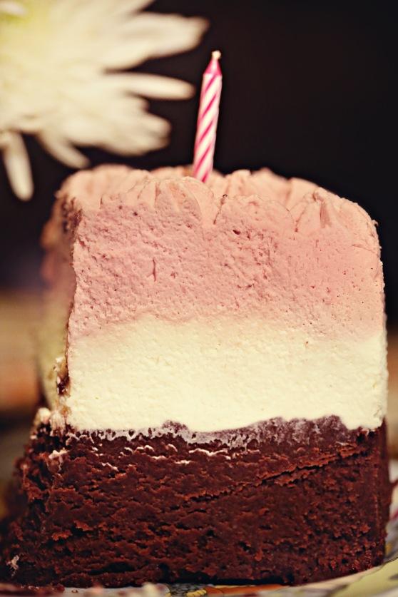 Olive's Birthday Cake