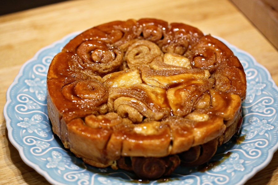 Grown-Up Sticky Buns | The Family Meal