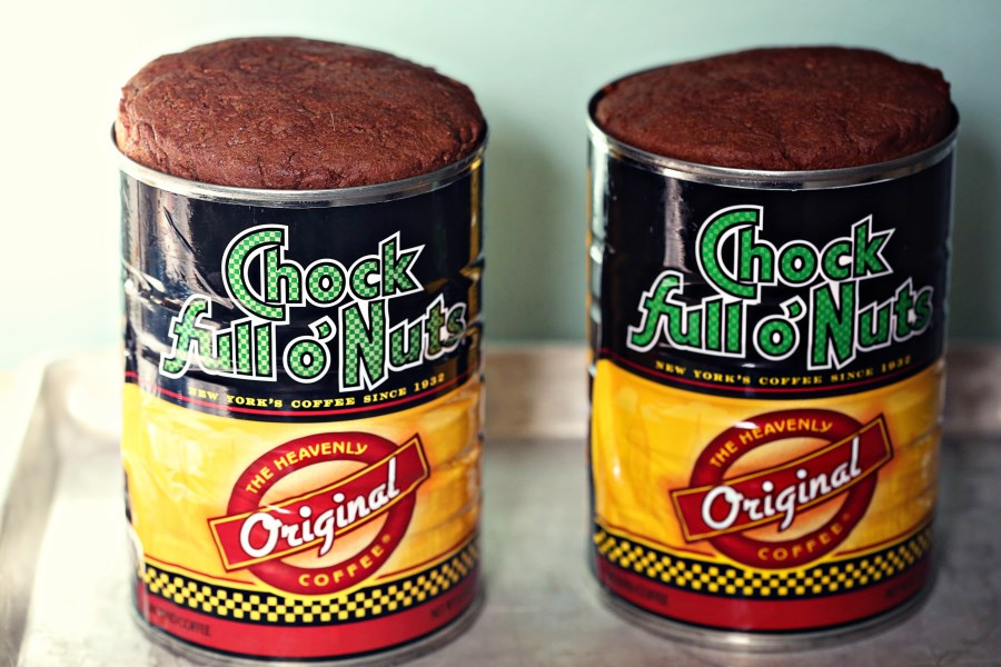 Coffee can bread the family meal - What are coffee cans made of ...