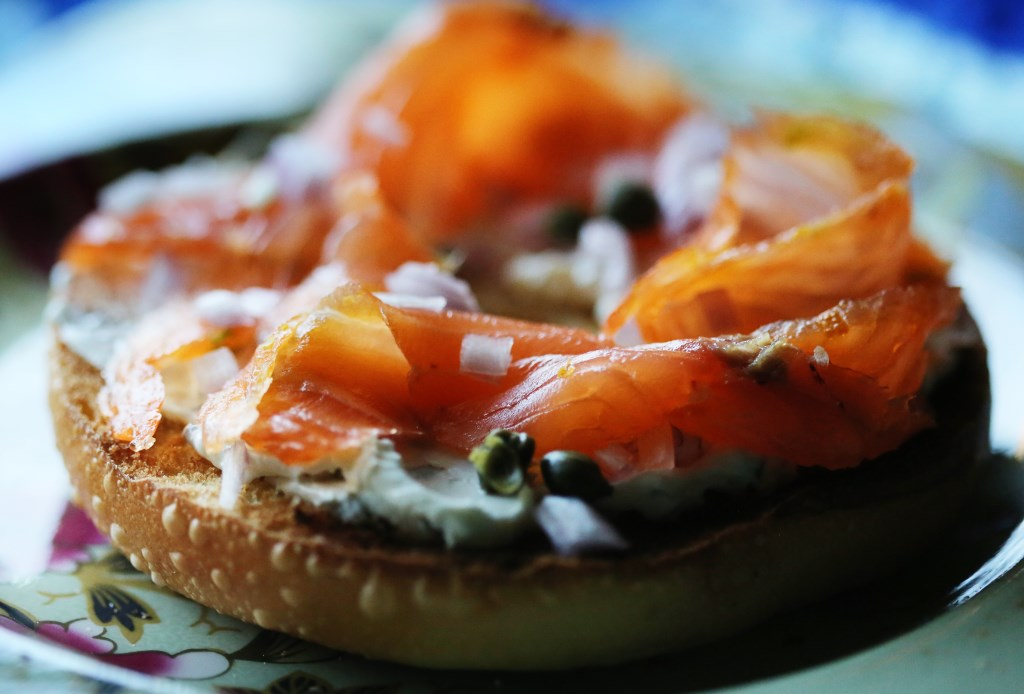 Citrus Cured Salmon | The Family Meal