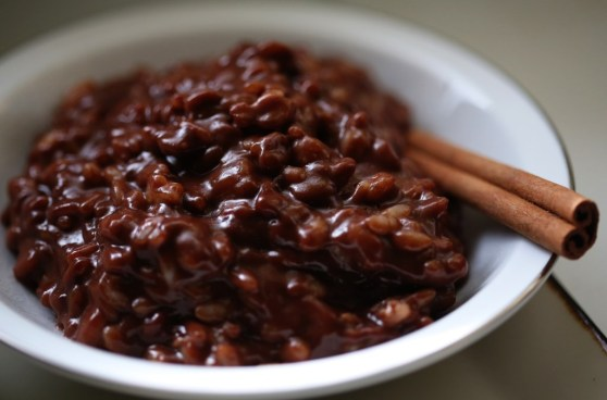 Mexican Chocolate Risotto