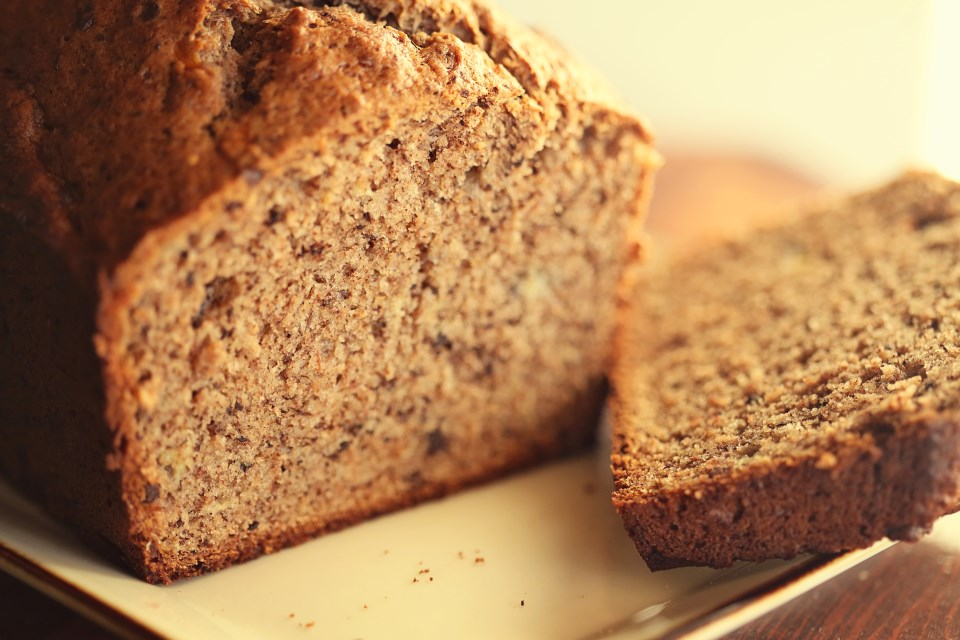 Banana Chocolate Bread | The Family Meal