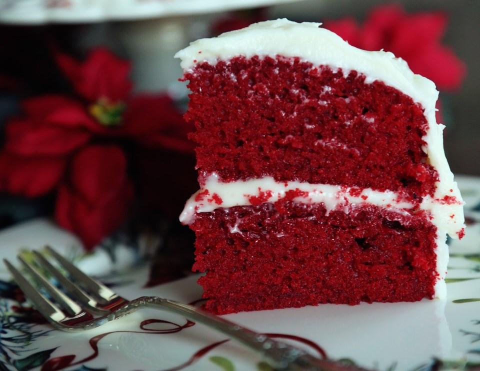 Images Of Cake Red Velvet : Red Velvet Cake   a family recipe The Family Meal