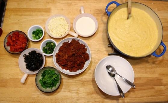 nacho grit spread