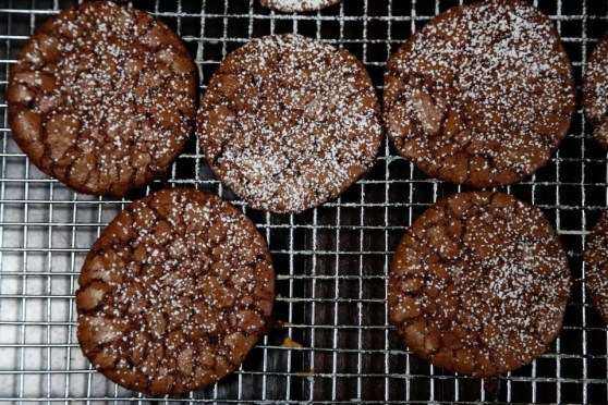 Mexican Chocolate Cookies 2