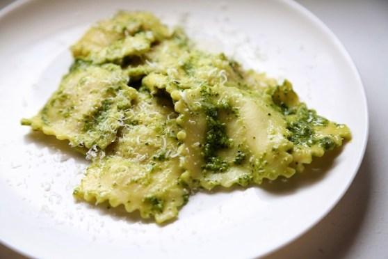 Basil Pesto Tortellini
