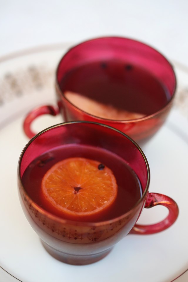 Mulled Christmas Cider | The Family Meal