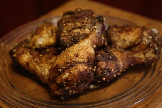 Cinnamon Coriander Chicken