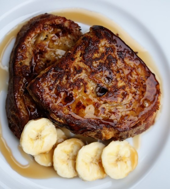 Crusty Country French Toast