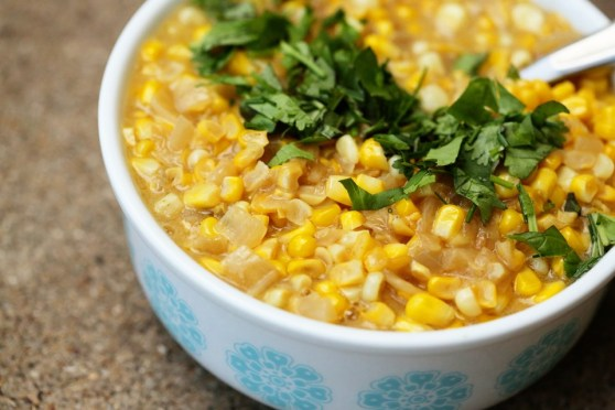 Curried Cream Corn
